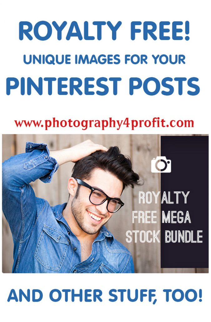 An example Pinterest Pin